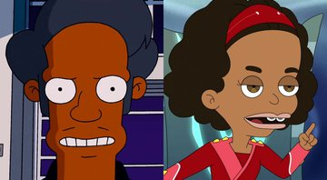 Apu (Os Simpsons) e Missy (Big Mouth) - Wikimedia Commons