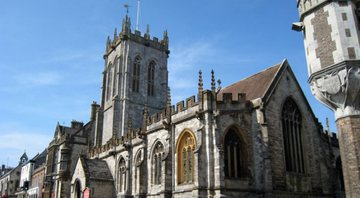 St Peter's Church, em Dorchester, Inglaterra - Wikimedia Commons
