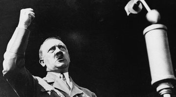 Adolf Hitler, o líder nazista - Getty Images