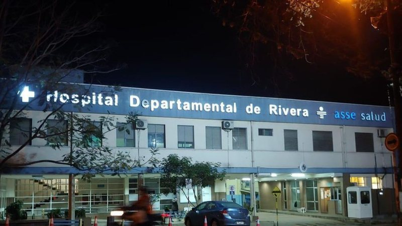 Hospital de Rivera, no Uruguai