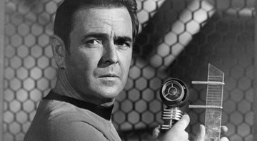 Foto de ator James Doohan - Getty Images