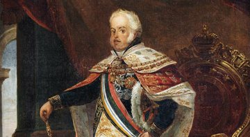 Retrato do imperador Dom João VI - Wikimedia Commons