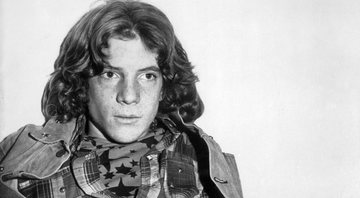 John Paul Getty III com 16 anos - Getty Images