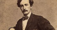 John Wilkes Booth, o assassino de Abraham Lincoln - Wikimedia Commons