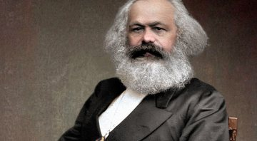 O teórico comunista Karl Marx - Getty Images