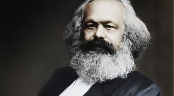 O comunista Karl Marx - Getty Images