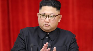 Fotografia de Kim Jong-un - Getty Images