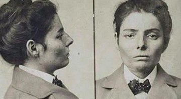 Laura Bullion em mugshot - Wikimedia Commons