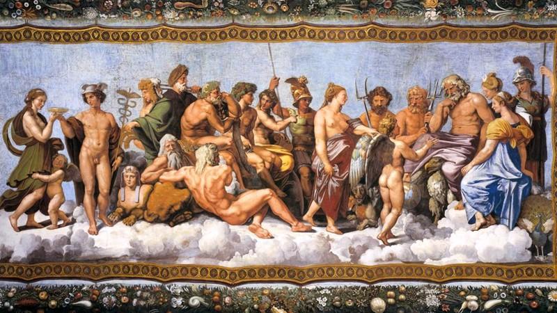 Aventuras na História · Como a mitologia grega fundou a ...