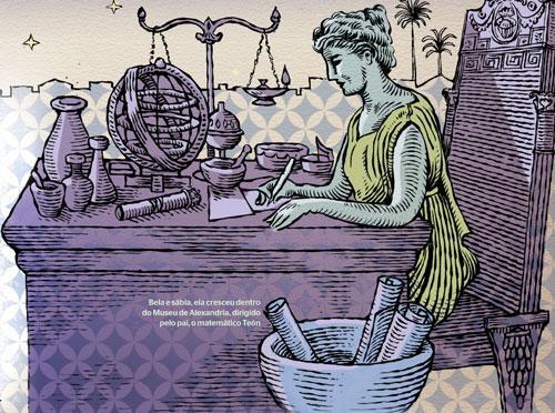 Hipácia da Alexandria