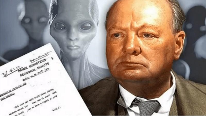 Primeiro-Ministro tinha uma percepção muito à frente de seu tempo. E, não, não era sobre UFOs que estava falando.