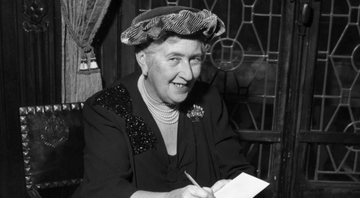 Agatha Christie - Getty Images