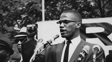 Malcolm X - Getty Images