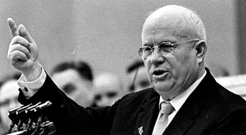Khrushchev denunciou crimes de Stalin - Wikimedia Commons