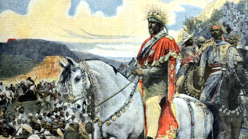 A Batalha de Adwa foi a mais importante da história da África subsaariana
