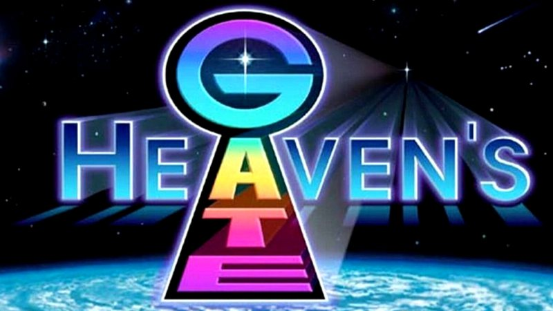 Logo do site Heaven's Gate