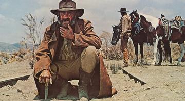 Cena do filme Era Uma Vez no Oeste, de 1968 - Reprodução