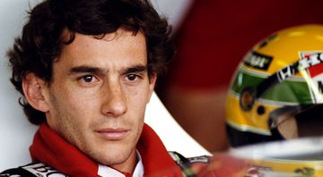 Piloto Ayrton Senna - Getty Images