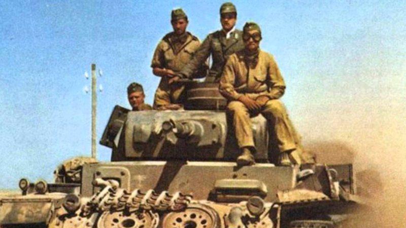 Conheça a trajetória da Afrika Korps