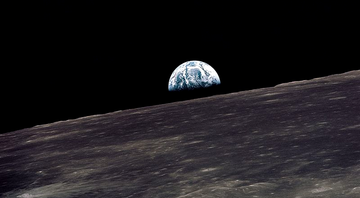 Vista da terra pela Apollo 10 - Wikimedia Commons