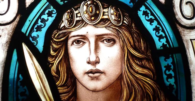 A rainha dos celtas