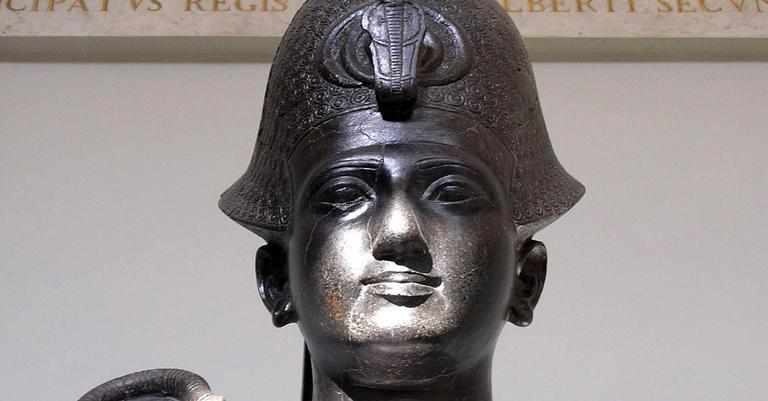 O grande faraó
