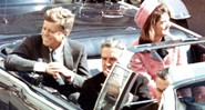 Minutos antes de John Kennedy ser assassinado - Wikimidia Commons