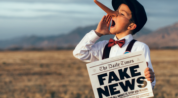 Fake News - Getty Images