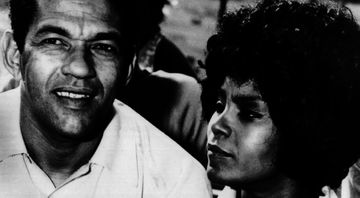 Elza Soares e Garrincha - Getty Images