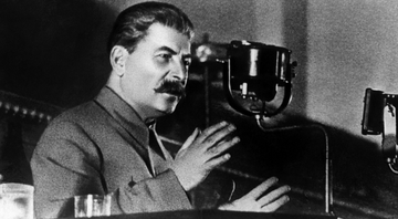 Stalin posa - Getty Images