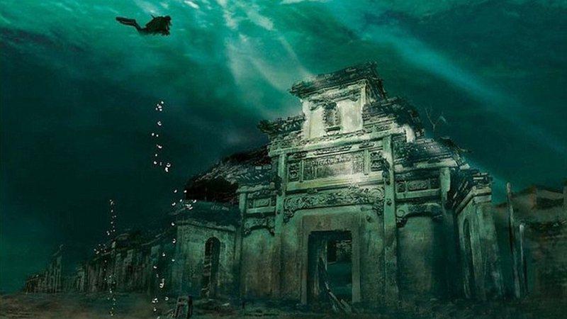 Lion City, a Atlantis chinesa