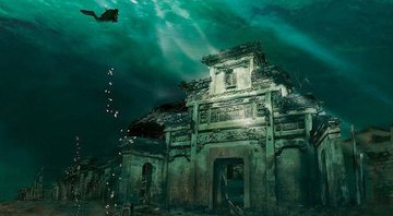 Lion City, a Atlantis chinesa - Europics/CEN
