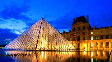 Fachada do Museu do Louvre - Wikimedia Commons