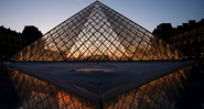 Museu do Louvre em Paris - Getty Images