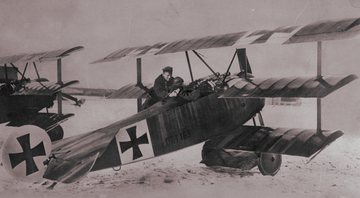 Manfred von Richthofen - Getty Images