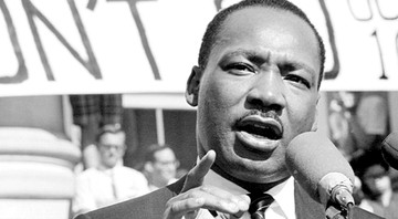Martin Luther King Jr. - Getty Images