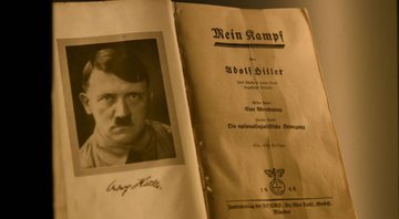 Mein Kampf, de Adolf Hitler - Getty Images