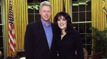 Bill Clinton e Monica Lewinsky - Wikimedia Commons