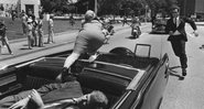 Momento do assassinato de John F. Kennedy - Wikimedia Commons