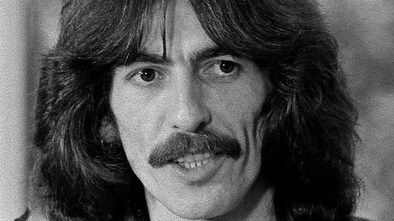 O ex-Beatle George Harrison