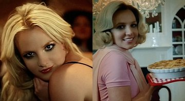 "Britney no clipe de ""If You Seek Amy"" - Divulgação / YouTube/ Britney Spears"