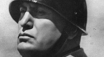 Ditador italiano Benito Mussolini - Wikimedia Commons