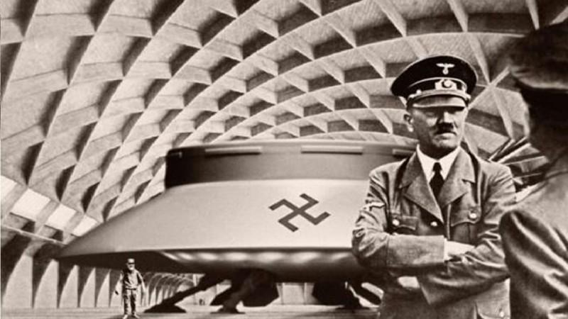 Hitler conversou com alienígenas, demônios e sociedades secretas