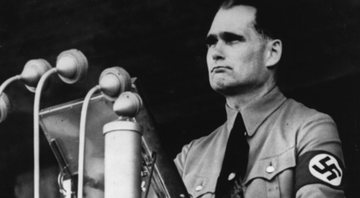 Rudolf Hess - Getty images