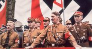 Adolf Hitler com membros do partido nazista - Getty Images