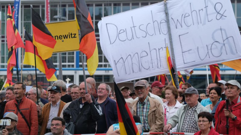 Movimento anti-Islam Pegida