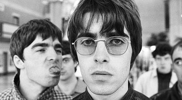 Os irmãos, Noel e Liam Gallagher - Wikimedia Commons