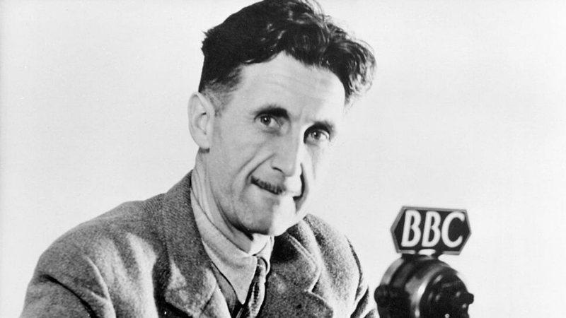 George Orwell, autor de 1984