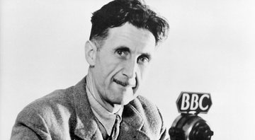 George Orwell, autor de 1984 - Getty Images