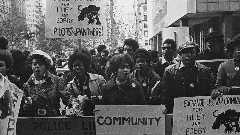Movimento Panteras Negras